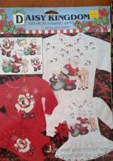 Christmas applique in Elgin, Illinois