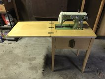 Antique Edison Sewing Table in Naperville, Illinois