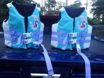 Kids life jackets in Perry, Georgia