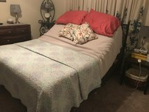 Tempurpedic automatic adjustable bed w/ frame and headboard in MacDill AFB, FL