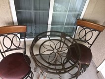Table/chairs in Vista, California