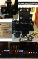 Samsung smart 3D BluRay Home Theater System MAKE OFFER in Fort Rucker, Alabama