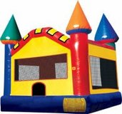 15 x 15  commercial bounce house. in Bolingbrook, Illinois