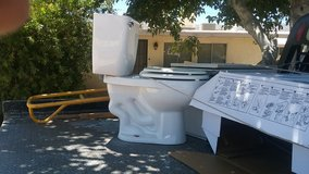 FREE TOILET in 29 Palms, California