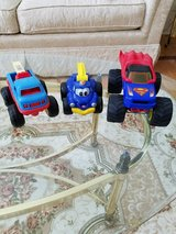 Plastic Toy Trucks For Toddler Excellent Condition in Sugar Grove, Illinois