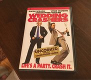 Wedding Crashers DVD in Bolingbrook, Illinois
