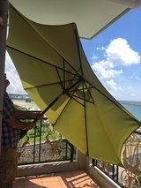 Umbrella in Okinawa, Japan