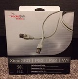 Cat5 Cable 50ft Rocketfish PS3 XBoxx in Naperville, Illinois