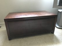 Chest and side table chest in Fort Campbell, Kentucky