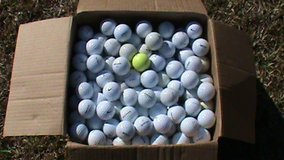 gently used golf balls (100) in Hinesville, Georgia