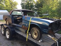 1965 Mustang No title Will part out / TRADE / I can deliver in Fort Knox, Kentucky