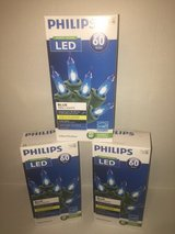 Blue LED Mini Light Strands 1 BOX REMAINS in Westmont, Illinois