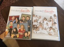 Modern Family DVDs in Oswego, Illinois