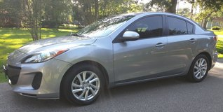 2012 Mazda3i Sport Sedan - 52K Miles - Reliable - Fuel Economy - $7500 in Lake Charles, Louisiana