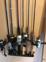 MY ENTIRE FISHING COLLECTION in Naperville, Illinois