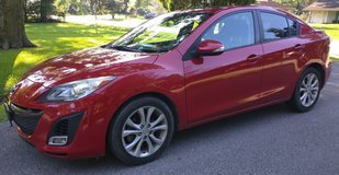 2010 Mazda 3 Sport Grand Touring - Loaded - 70K Miles - Navigation - $6800 in Lake Charles, Louisiana