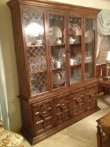 China Cabinet $400; Table $600; Entertainment Center $50; Dinette set $75 in New Orleans, Louisiana