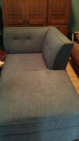 GRAY CHAISE LOUNGER in Sugar Grove, Illinois