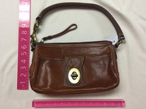 Brown Coach Purse in Bolingbrook, Illinois