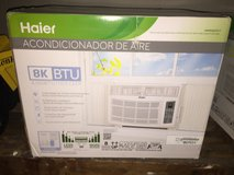 Haier 8,000 Btu Room Air Conditioner new in Sandwich, Illinois