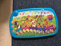 Like-New LeapFrog Touch Magic Counting Train in Vista, California