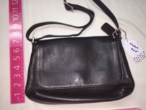Leather Coach Purse in Chicago, Illinois