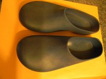 Blue Sloggers (Used Garden Shoes) in Camp Lejeune, North Carolina