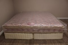 Double Pillow Top Mattress in Kingwood, Texas