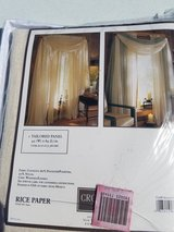 Beige Curtains in Oswego, Illinois