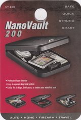 NanoVault 200 Portable SAFE in Spring, Texas