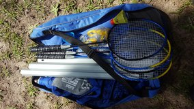 Badminton set new in Perry, Georgia