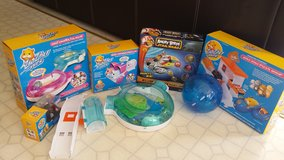 Zhu Zhu pet toys- all listed in picture in Algonquin, Illinois