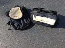 Eddie Bauer diaper bag and diaper backpack in Fort Campbell, Kentucky