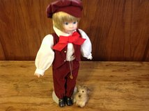 Porcelain Boy Doll in Fort Leavenworth, Kansas