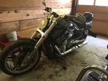 2009 HD VRod Muscle in Cherry Point, North Carolina