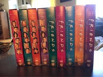 Friends DVDs in Naperville, Illinois