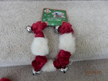 Brand New Size L Holiday Bell Collar in Naperville, Illinois