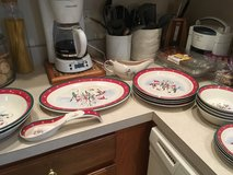 great complete set of Christmas dishes in New Lenox, Illinois