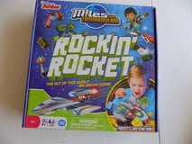 Miles from Tomorrowland Rockin Rocket game in Watertown, New York