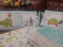 LAMB AND IVY baby bedding NEW! in Baytown, Texas