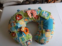 Boppy pillow with tummy time cover in Fort Drum, New York