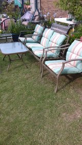 patio set in Lawton, Oklahoma