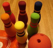 LITTLE KIDS BOWLING SET in Quantico, Virginia