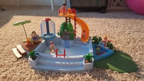 PLAYMOBIL swimming pool in Glendale Heights, Illinois