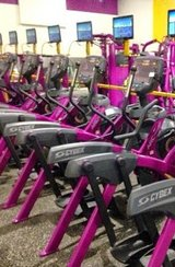Planet Fitness Arc Trainer in Fort Knox, Kentucky