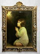 REDUCED Praying Child Picture in Travis AFB, California