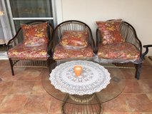 Patio Furniture Set (Chairs & Table) in Okinawa, Japan