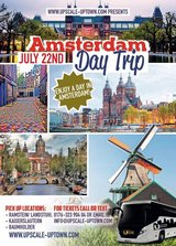 Amsterdam Express Day Trip in Ramstein, Germany