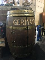 Wine Barrels Available Now in Ramstein, Germany