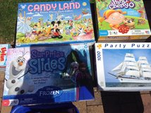 Games and puzzle in Ramstein, Germany